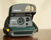 Vintage Polaroid OneStep Express 600 Instant Camera