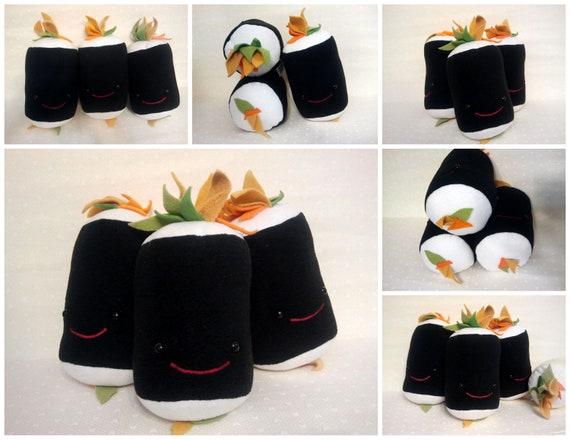 Dragon Roll Sushi Roll
