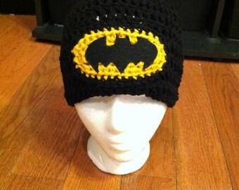 Batman Beanie Batman Hat Batman Costume Batman-photo prop