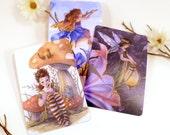 Flower Fairy Postcards Garden Fairies