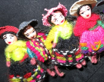 Vintage Mexican Dolls