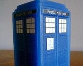MEGA SALE TARDIS Soap - Collectors Edition Dr Who Soap