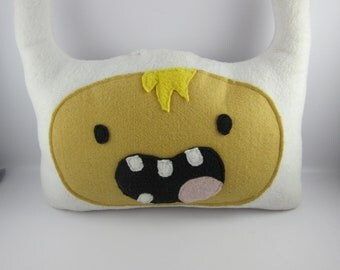 Adventure Time Plush - Made to Order - Finn The Human Pillow