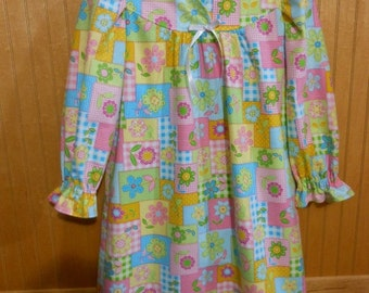 girls nightgown size 5