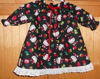 Cabbage patch nightgown Christmas