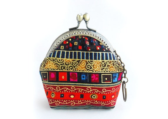under the earth Coin Purse (Metal Frame)