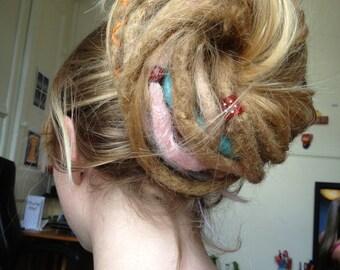 10 pale ash blonde synthetic dreads dreadlocks dreads 5 synthetic dreads dreadlocks dreads synthetic dreadlocks dreadlock extensions dread pmusecretfo Images