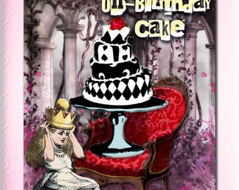 Happy uN-bIrThDaY Cake Artisan Perfume Oil from the Go Ask Alice Collection 1/8 fl oz