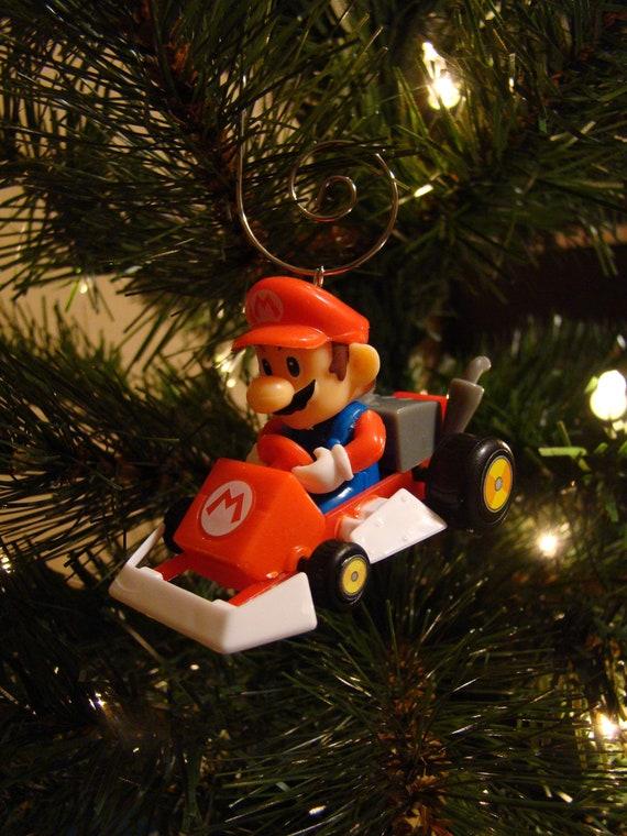 Items similar to Nintendo Ornament, Mario Ornament, Mario ...