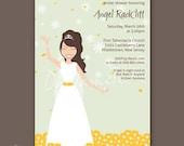 Bouquet Field Bride - Bridal Shower Invitations