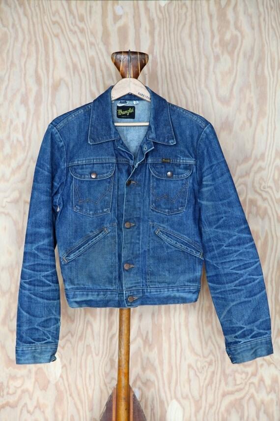 SALE // Vintage Wrangler Trucking Jacket