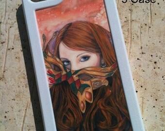 iPhone 5 Case Autumn Masque