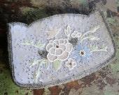 Vintage Clutch Purse, Vintage Bag, Vintage Beaded Purse, iphone Case, Vintage Bride Clutch, Vintage Wedding Purse