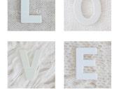 LOVE, Love Print, Love Quote Print, Love Art, Newlywed Gift, Modern Typography Print, Modern Love Art, Nursery Decor Wall Art