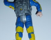 """80s Ghostbusters Movie 5"""" Action Figure Screaming Heros Ray Stantz"""