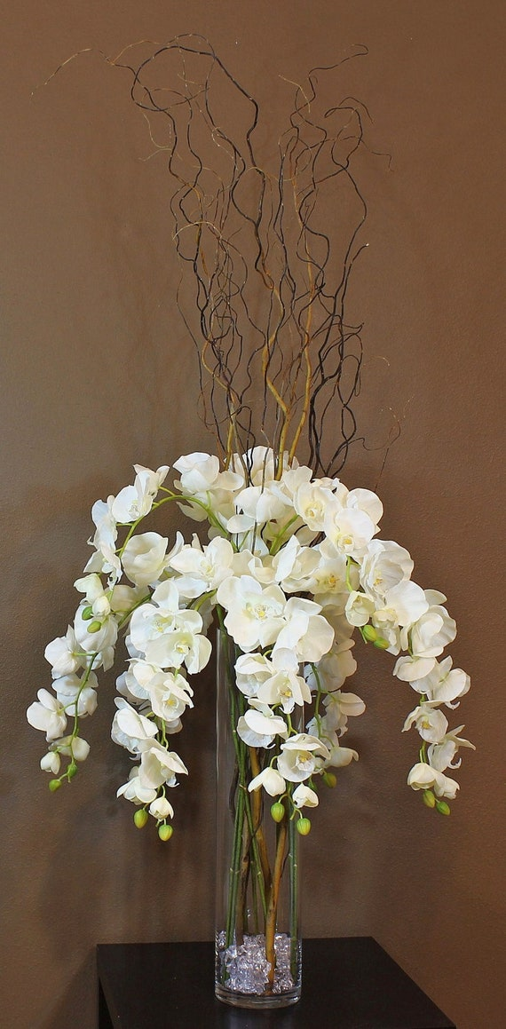 Reserved for jolie tall phalaenopsis orchid centerpieces