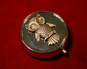Owl Pill Compact