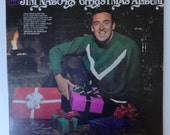 "Rare ""Jim Nabors' Christmas Album"" Vinyl Record (1967) - Sealed"
