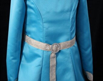 Scottish Princess Custom Costume
