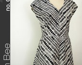 Amelia Dress Women's Sewing Pattern Bias Cut
