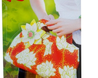 Heather Bailey Marlo Bloom Handbag Sewing Pattern