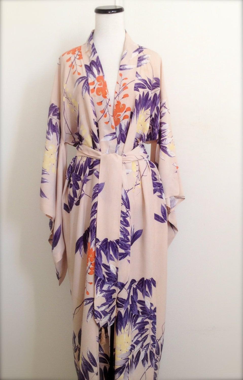 Buy kimono dressing gown