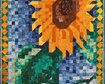 Sunflower Mosaic Etsy