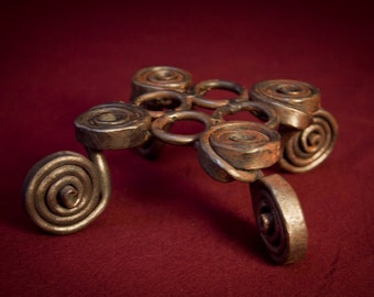 Spirally Trivet