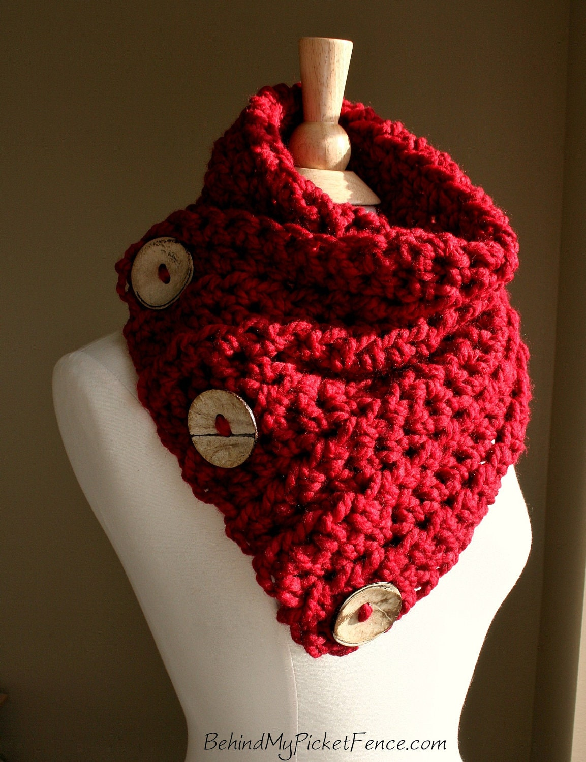 Free Crochet Pattern For Boston Harbor Scarf ~ manet for .
