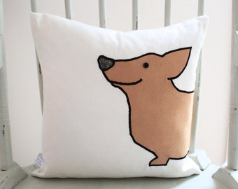 Corgi Cushion Cover