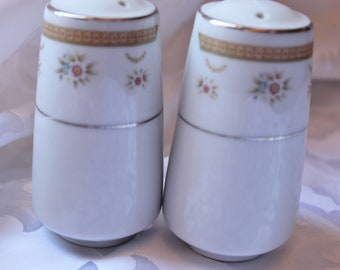 Vintage China Salt and Pepper Shakers