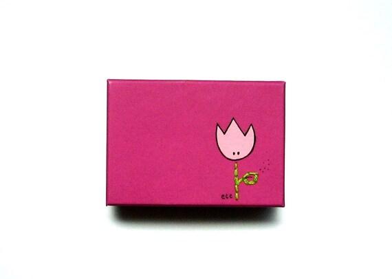 SALE! tiny tulip gift box
