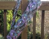 Yoga Bag, Handmade with batik material