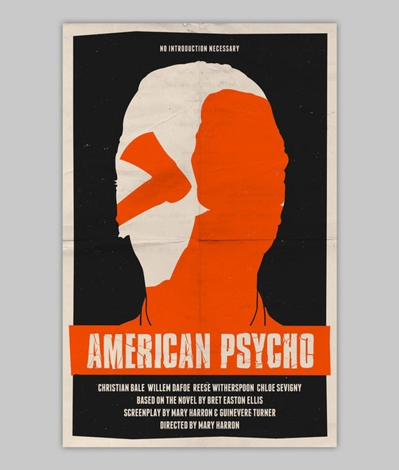 a short review of american psycho a movie by mary harron