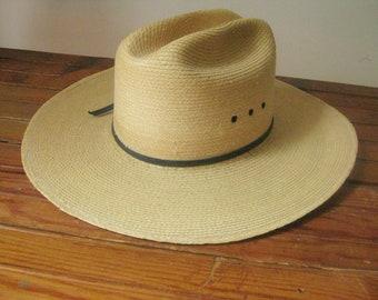 Cowboy Hat Texas American George Strait Straw Men's Women's