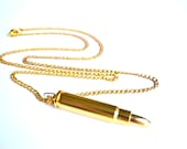 gold bullet - smoke-able jewelry