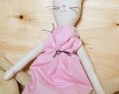 whimsical kitten