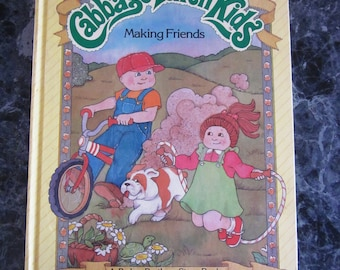 1984 Cabbage Patch Kids Book
