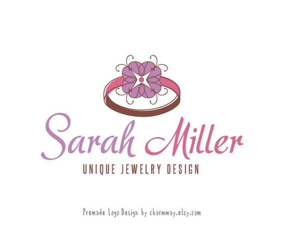 Jewelry Logo  Jewellery Business Logo Design Ideas