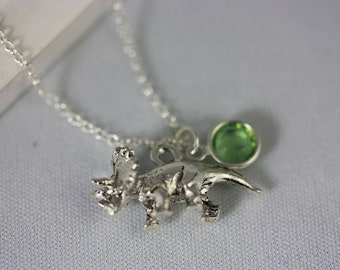 Awesome Dinosaur, great for children, Dinosaur  Necklace, Realistic.