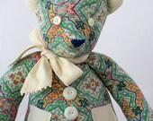 Custom Created Memory Bear Personalized Teddy Bear Baby Keepsake Personalized Gift Memorial Gift Stuffed Bear Memory Animal Stuffed Animal