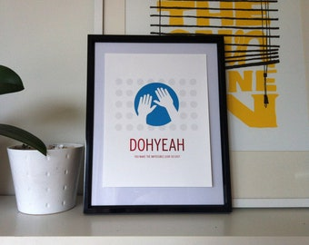 Doctor of Osteopathy (DO) Print