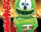 "Gummibär The Gummy Bear 18"" x 24"" Red Carpet Poster"