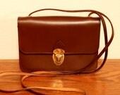 Brown Mundi Leather Handbag