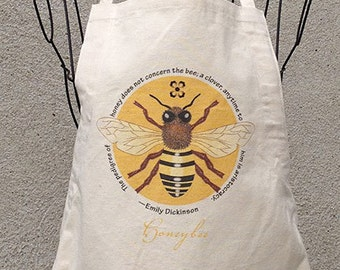 Chef's Apron-Honeybee