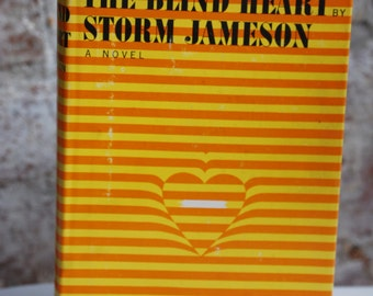 Vintage Book, The Blind Heart