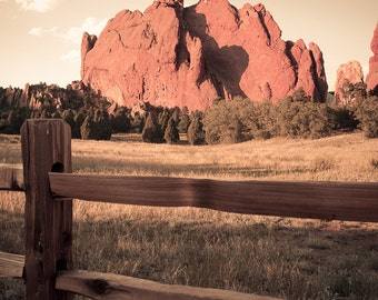 Red Rocks Rising