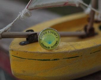 The Life Aquatic with Steve Zissou Unpaid Intern ring