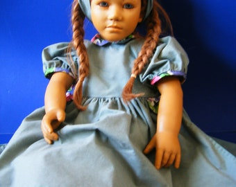Vintage Original Annette Himstedt Doll Adrienne Reflections of Youth Collection Orig box certified authentic summer sale etsy gift