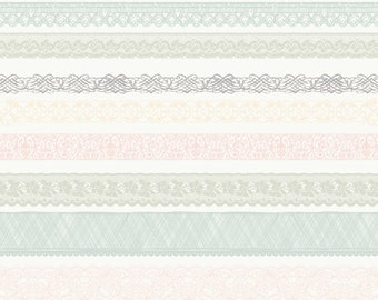 Clip Art Lace Border Clip Art lace border clip art etsy digital scrapbook borders png files